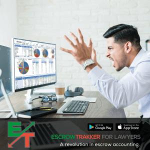Escrow tracking