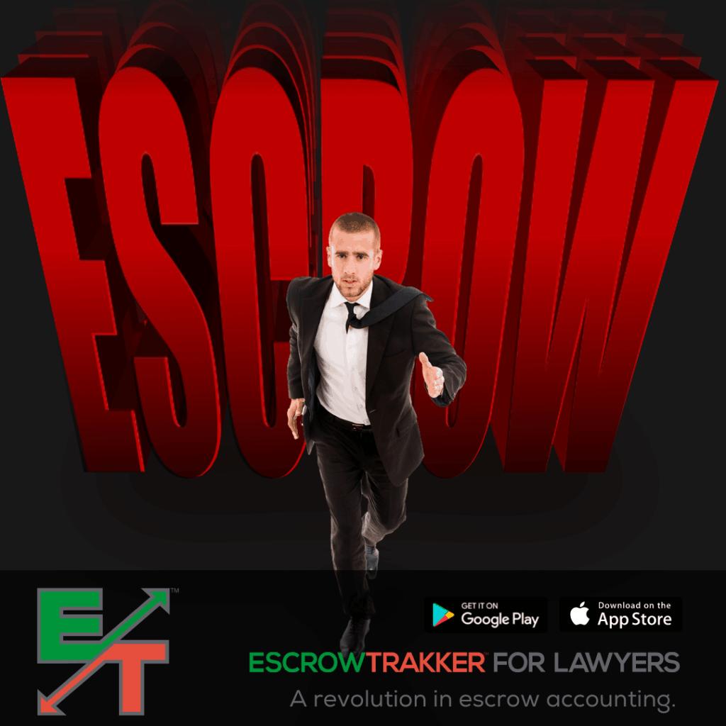 Escrow Trakker for Lawyers